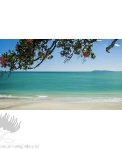 Kirk O'Donoghue Print - Bowentown, NZ Beach Photo Art, New Zealand,