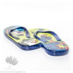 Great gifts New Zealand ceramic jandals