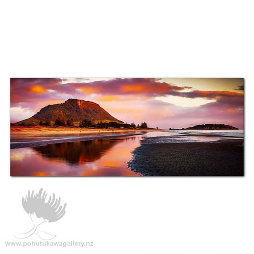 Kirk O'Donoghue Canvas Print - Mount Morning