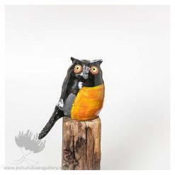 New Zealand Gifts ceramic Birds Morepork