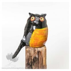 New Zealand Gifts ceramic Birds Morepork