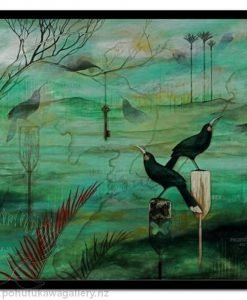 Slice of Heaven by Kathryn Furniss - Art Prints New Zealand Huia NZ
