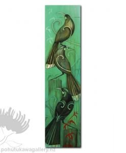 Entwined by Kathryn Furniss - Art Prints New Zealand Huia NZ