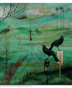 Slice of Heaven by Kathryn Furniss - Art Prints New Zealand Huia NZ