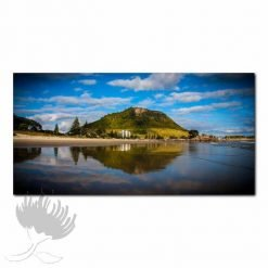 Kirk O'Donoghue Canvas Print - Mount Panoramic - Mt Maunganui, New Zealand, NZ