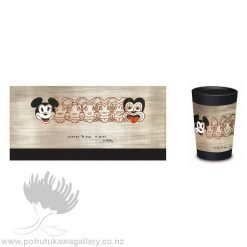 Cuppacoffeecup – Mickey to Tiki
