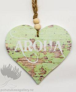 aroha new zealand heart