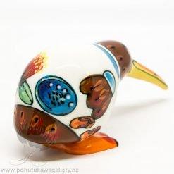 new zeland ceramic kiwi splashy