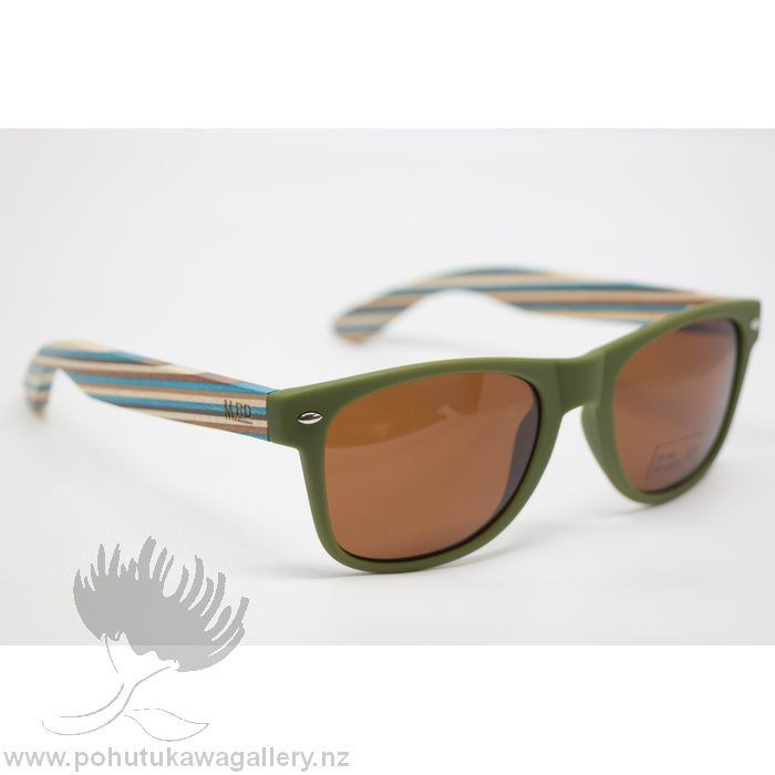 moana road wooden sunglasses