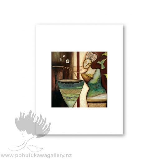 The Secret Kathryn Furniss print