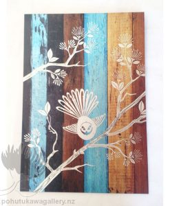 fantail outdoor art panels
