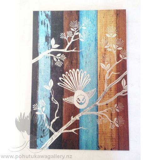 fantail outdoor art panels