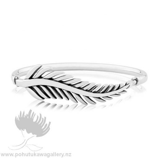 3B20151 Forever Fern Statement Bangle