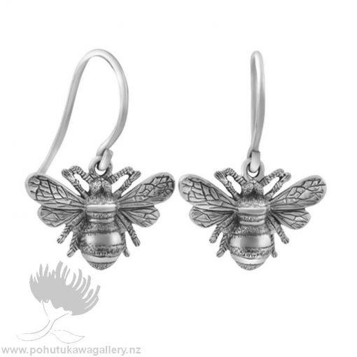 2E61005 Bumble Bee Drops (Diligent) Earrings Evolve New Zealand