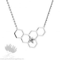 Honeycomb Necklace (Healing) Evolve New Zealand Jewellery