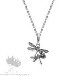 Dragonfly Pendant (New Beginnings) Evolve New Zealand Jewellery