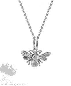 Bumble Bee Pendant (Diligent) Evolve New Zealand Jewellery