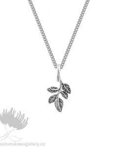 Wild Vine Pendant (Spirited) Evolve New Zealand Jewellery