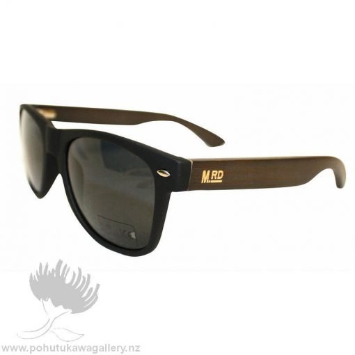 Moana Road NZ Sunglasses Wooden