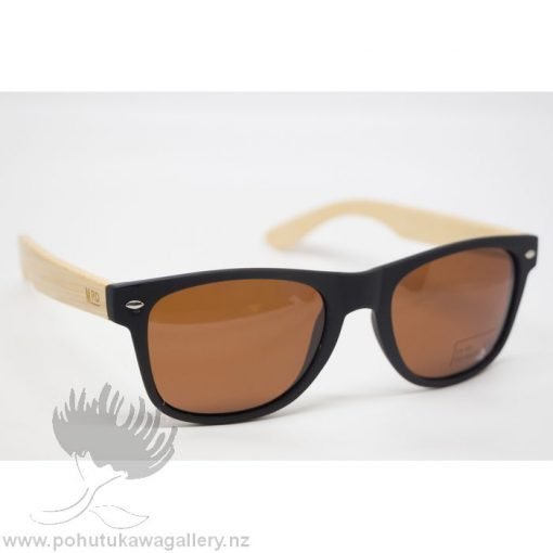 Moana Road NZ Sunglasses Wooden