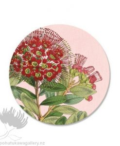 New Zealand Coasters Mini Wall Art