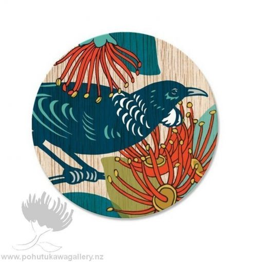 New Zealand Coasters Mini Wall Art