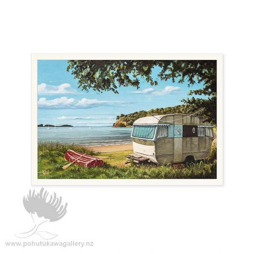 New Zealand Artist Graham Young Print