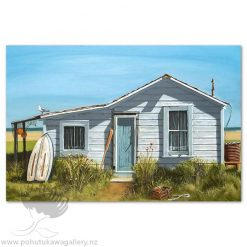 New Zealand Artist Graham Young Print