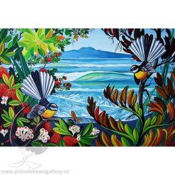 New Zealand Artist Irina Velman Print