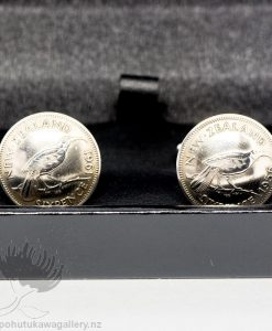New Zealand Coin Cuff Links