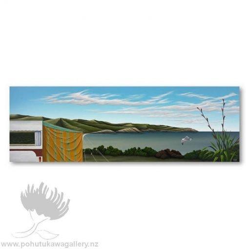 New Zealand Artist Hamish Allan Print
