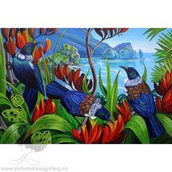 New Zealand Gift Card Irina Velman Tui