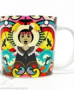 new zealand coffee cup aroha