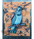 Outdoor Panel Art Wood Pigeon NZ