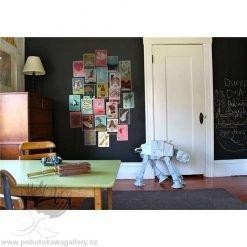 Kiwiana ABC Cards Kids Room
