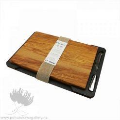 New Zealand Rimu Paua Cheese Board