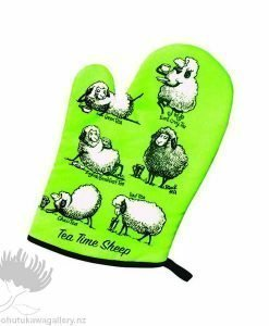 new zealand souvenir oven glove