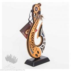 Hook new zealand gifts wood paua NZ