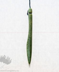 new zealand greenstone pounamu toki adze