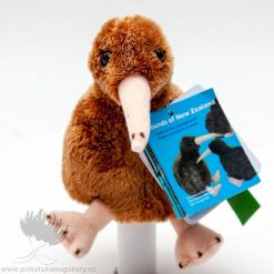 new zealand finger puppet, Kiwi