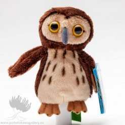 new zealand finger puppet, morepork