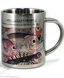new zealand mug stainless steel