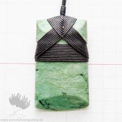 new zealand greenstone pendant toki