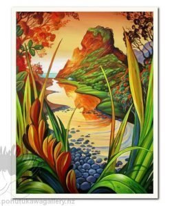 Karekare by Irina Velman - Art Prints New Zealand