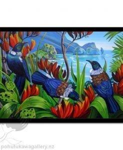 Piha North by Irina Velman - Art Prints New Zealand