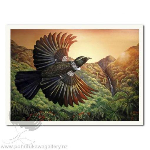 The Observer by Irina Velman - Art Prints New Zealand