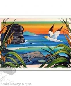 Muriwai by Irina Velman - Art Prints New Zealand