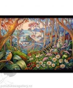 Piha Daydream 1 by Irina Velman - Art Prints New Zealand