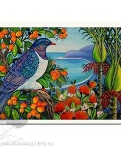 Northland Summer by Irina Velman - Art Prints New Zealand