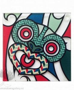 new zealand kiwiana coasters